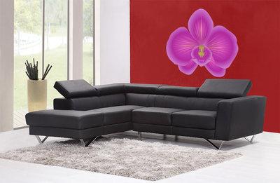 De mooiste bloemen muurstickers! - muurstickers-webshop